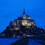 Mont Saint Michel / France