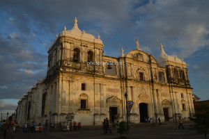 León Cathedral / Nicaragua