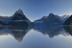 Milford Sound / New Zealand
